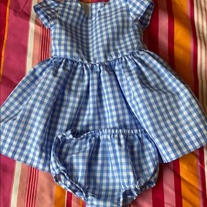 Baby Girls Ralph Lauren dress!